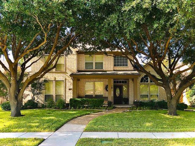 3543 Nautical Drive, Frisco, TX 75034 (MLS #14225193) :: Vibrant Real Estate