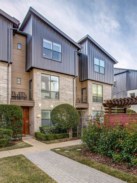 4211 Rawlins Street #349, Dallas, TX 75219 (MLS #14225745) :: The Chad Smith Team