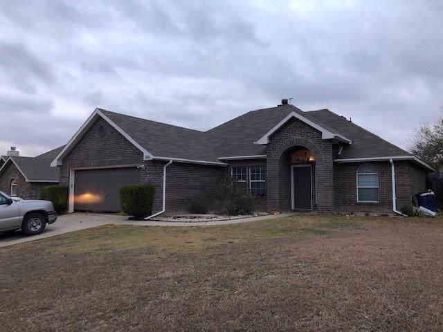 306 Ridge View Court, Decatur, TX 76234 (MLS #14225887) :: The Mauelshagen Group