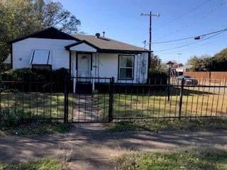 6733 Lockheed Avenue, Dallas, TX 75209 (MLS #14226092) :: RE/MAX Town & Country