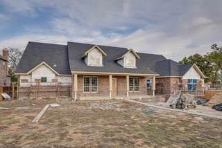 1045 Fox Wood Drive, Kennedale, TX 76060 (MLS #14226193) :: Robbins Real Estate Group