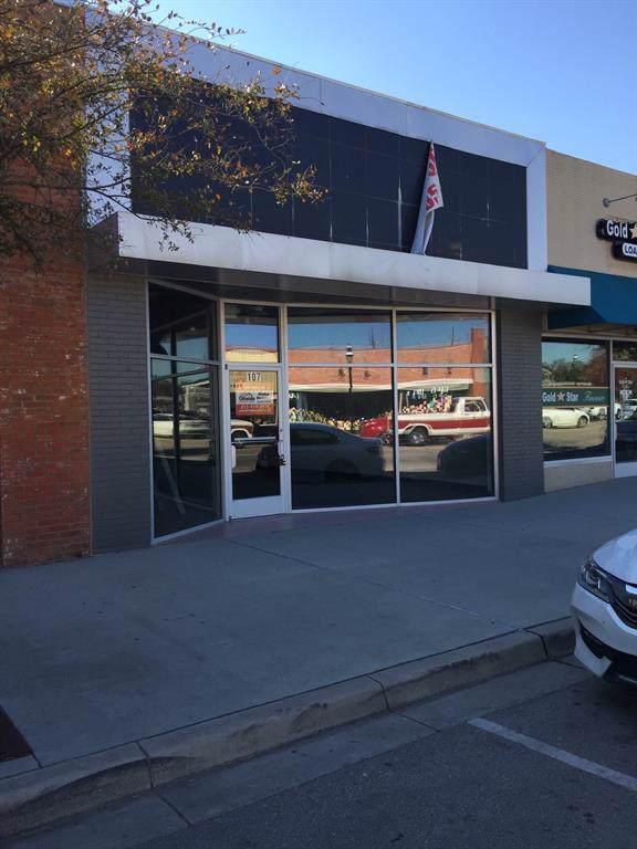 107 W Main Street, Grand Prairie, TX 75050 (MLS #14226443) :: All Cities Realty