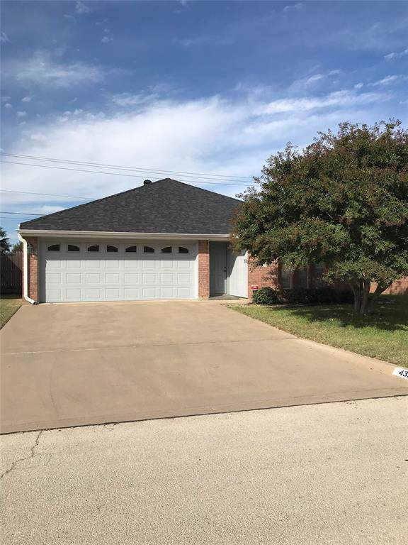 4310 Hearthstone Court, Abilene, TX 79606 (MLS #14226670) :: Tenesha Lusk Realty Group