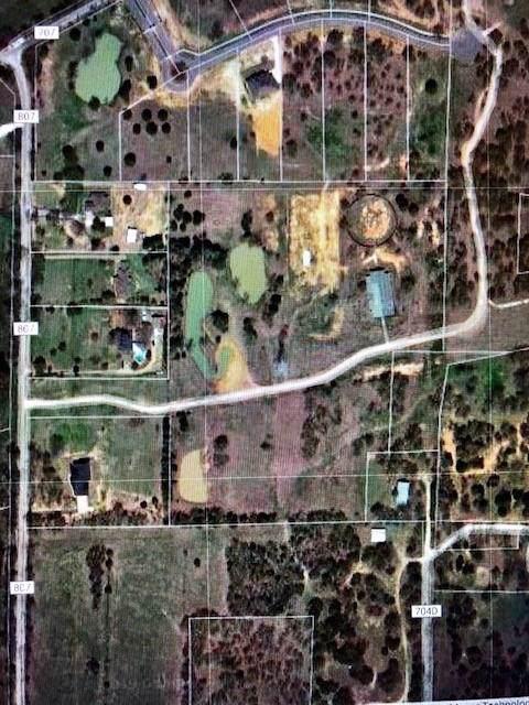 TBD County Rd 807, Cleburne, TX 76031 (MLS #14226733) :: Frankie Arthur Real Estate