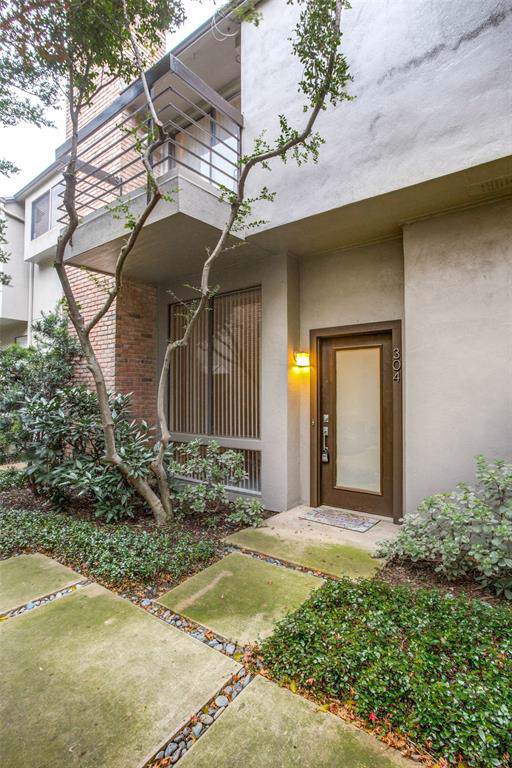 3940 Buena Vista Street #304, Dallas, TX 75204 (MLS #14226782) :: Hargrove Realty Group