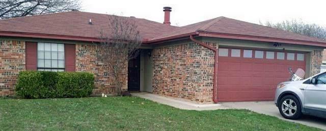 1900 Pantego Drive, Fort Worth, TX 76134 (MLS #14226853) :: Team Tiller