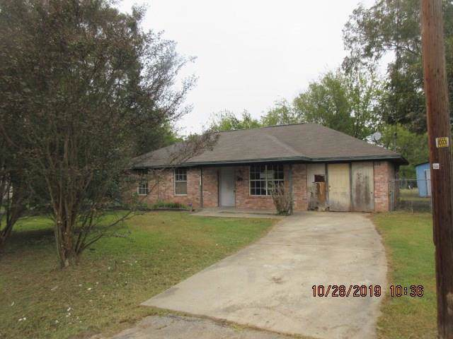 806 Maple Street, Commerce, TX 75428 (MLS #14227073) :: RE/MAX Town & Country