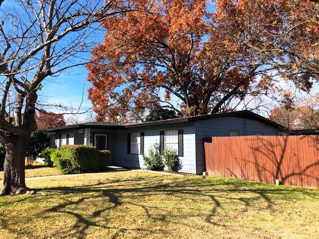 2251 Winthrop Drive, Dallas, TX 75228 (MLS #14227439) :: RE/MAX Town & Country