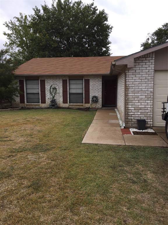 4112 Dogwood Lane, Fort Worth, TX 76137 (MLS #14227697) :: Real Estate By Design
