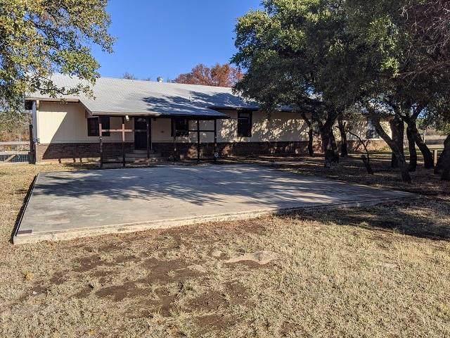 9501 Highway 279, Brownwood, TX 76801 (MLS #14227769) :: Trinity Premier Properties