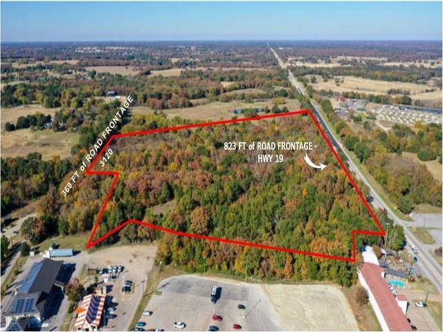 00 Hwy 19, Canton, TX 75103 (MLS #14228448) :: The Kimberly Davis Group