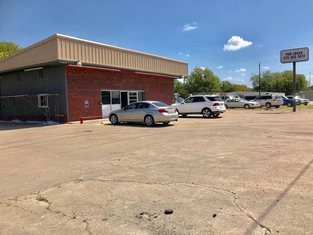 815 E Moore Avenue, Terrell, TX 75160 (MLS #14228671) :: Caine Premier Properties