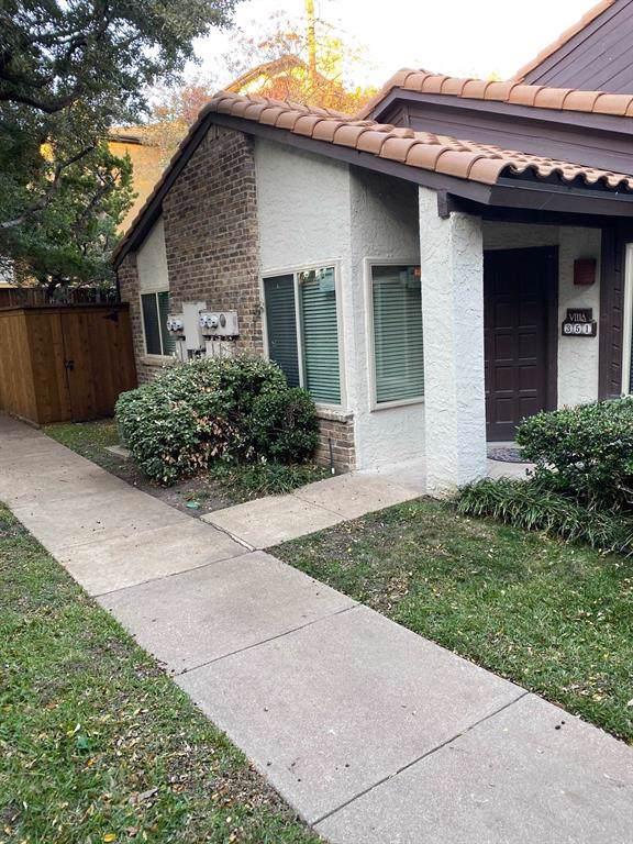 14151 Montfort Drive #351, Dallas, TX 75254 (MLS #14228719) :: The Good Home Team