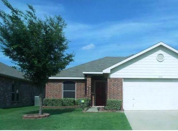 1616 Sams Circle, Royse City, TX 75189 (MLS #14228791) :: RE/MAX Town & Country