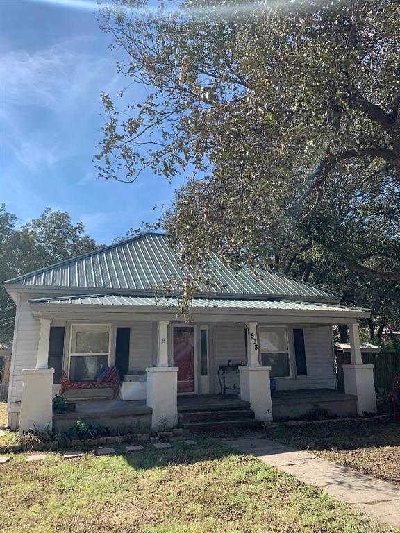 508 S Meigs Street, Saint Jo, TX 76265 (MLS #14229168) :: The Heyl Group at Keller Williams