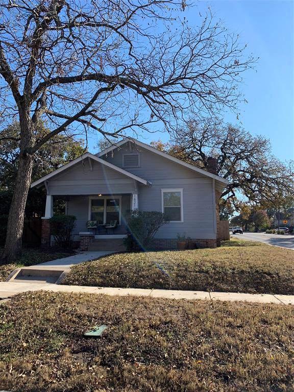 1621 Egan Street, Denton, TX 76201 (MLS #14229219) :: Team Tiller