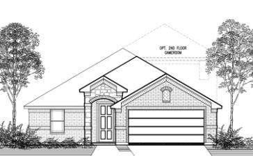 1104 Rushmore Drive, Burleson, TX 76028 (MLS #14229864) :: Keller Williams Realty
