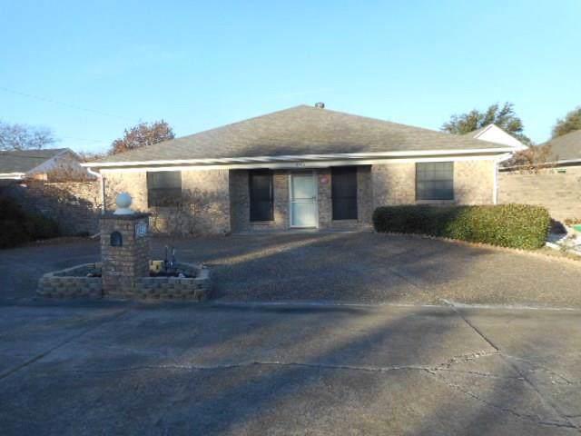 1413 Elmwood Drive, Sulphur Springs, TX 75482 (MLS #14230227) :: The Rhodes Team