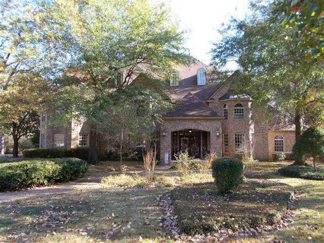 3170 Stacy Lane, Paris, TX 75460 (MLS #14230281) :: The Mitchell Group