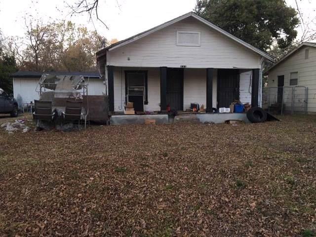 603 Pierson Street, Lancaster, TX 75146 (MLS #14230469) :: The Kimberly Davis Group