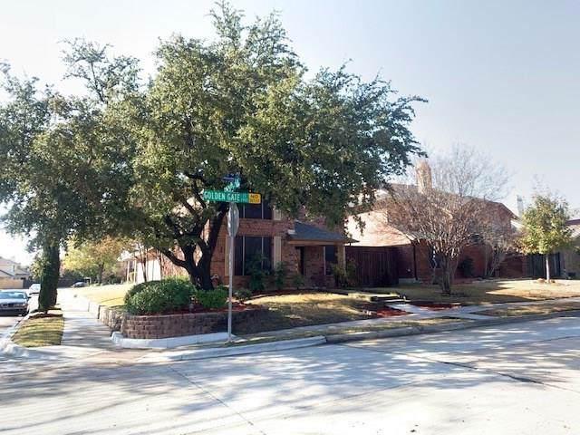2901 Golden Gate Court, Carrollton, TX 75007 (MLS #14230502) :: The Kimberly Davis Group