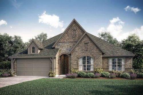 283 Brazos Street, Burleson, TX 76028 (MLS #14233247) :: Hargrove Realty Group