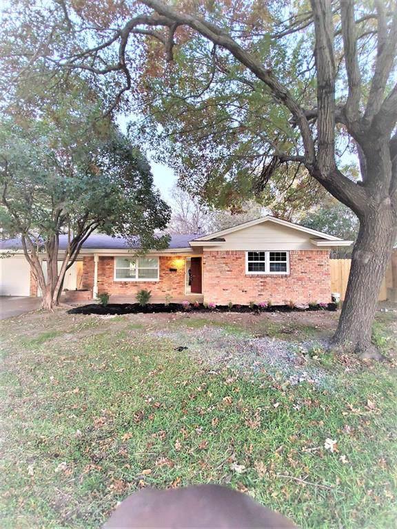 5521 Wharton Drive, Fort Worth, TX 76133 (MLS #14233291) :: The Tierny Jordan Network