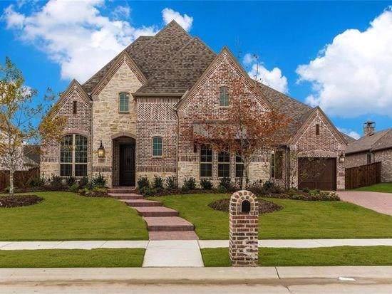 2950 Blackthorn Drive, Prosper, TX 75078 (MLS #14233747) :: The Hornburg Real Estate Group