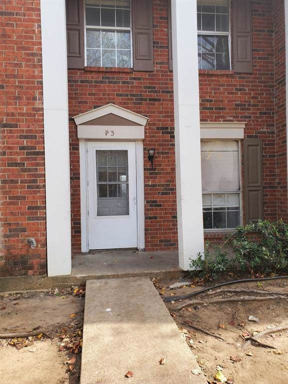 10500 Lake June Road P3, Dallas, TX 75217 (MLS #14234287) :: Hargrove Realty Group