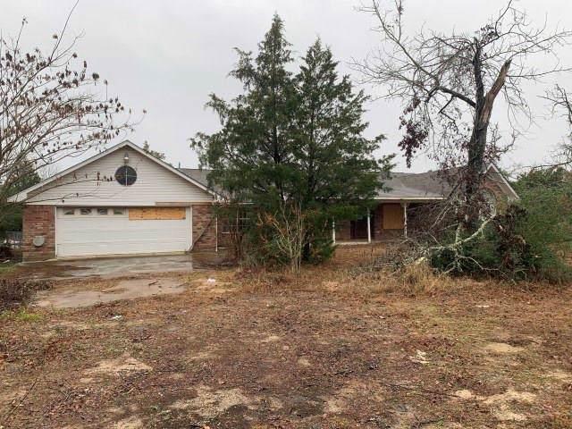 6276 County Road 363, Jewett, TX 75846 (MLS #14234813) :: Maegan Brest | Keller Williams Realty