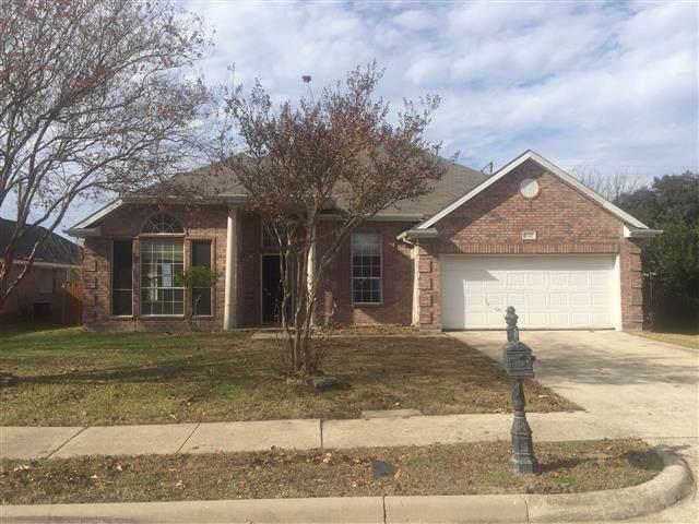 1213 Covington Drive, Mesquite, TX 75149 (MLS #14235180) :: NewHomePrograms.com LLC