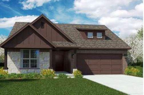 2516 Jack Rabbit Way, Northlake, TX 76247 (MLS #14235199) :: Dwell Residential Realty