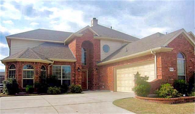 1614 Nestledown Drive, Allen, TX 75002 (MLS #14235235) :: Vibrant Real Estate