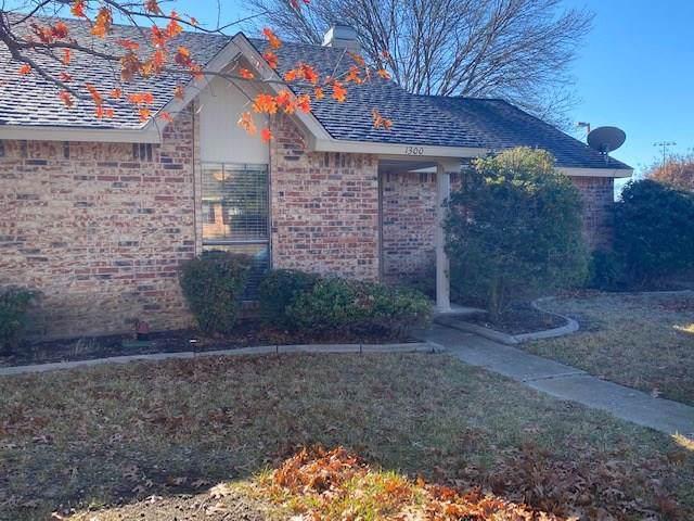 1300 Springview Drive, Allen, TX 75002 (MLS #14235443) :: Team Tiller