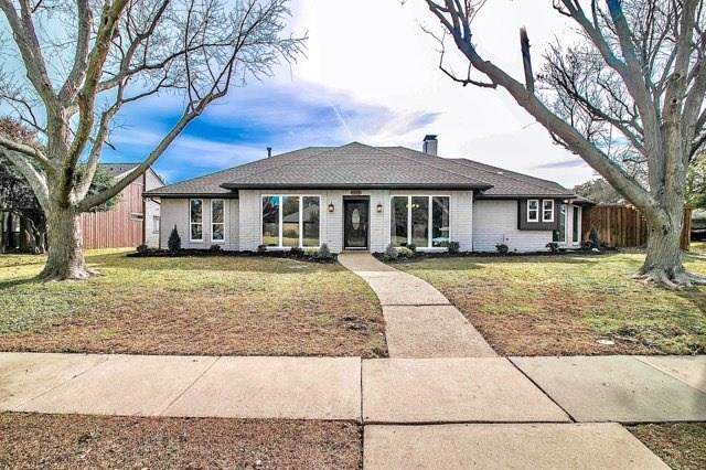 3808 Indigo Drive, Plano, TX 75075 (MLS #14235888) :: Caine Premier Properties