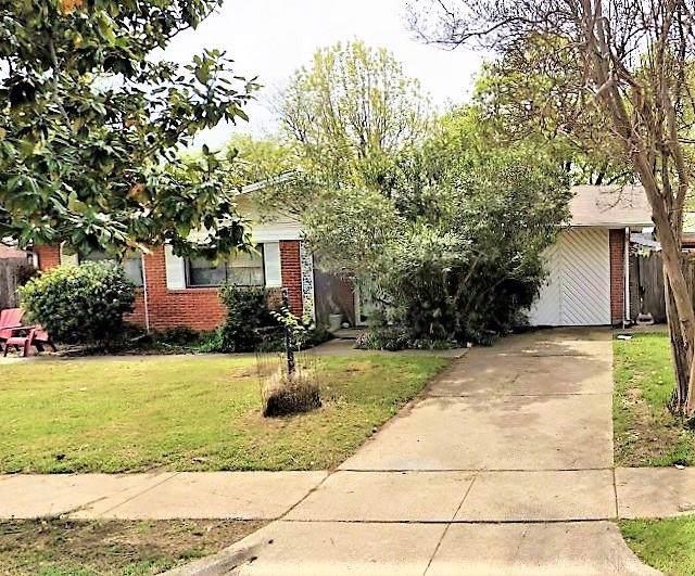 1710 E Tucker Boulevard, Arlington, TX 76010 (MLS #14236025) :: RE/MAX Pinnacle Group REALTORS