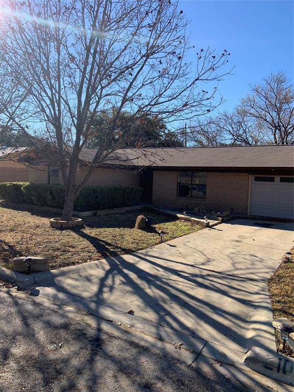 2101 Sierra Drive, Brownwood, TX 76801 (MLS #14236360) :: RE/MAX Pinnacle Group REALTORS