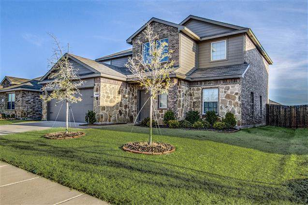 2312 San Marcos Drive, Forney, TX 75126 (MLS #14236404) :: The Kimberly Davis Group