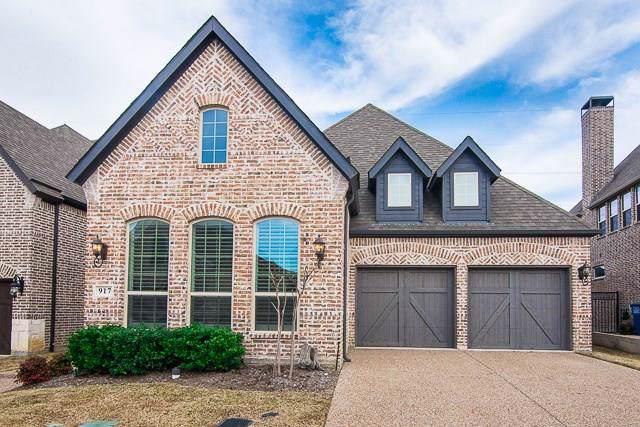 917 Royal Minister Boulevard, Lewisville, TX 75056 (MLS #14236442) :: The Good Home Team