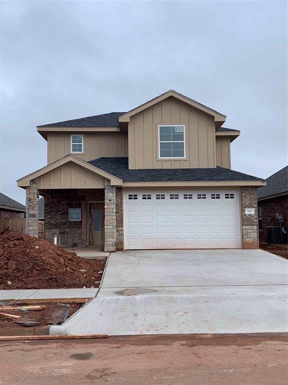 7617 Florence Drive, Abilene, TX 79606 (MLS #14236505) :: Team Tiller