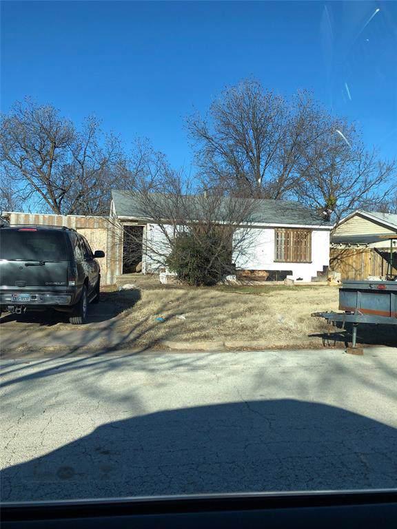 1612 Hamlin Avenue, Wichita Falls, TX 76301 (MLS #14236963) :: The Mitchell Group