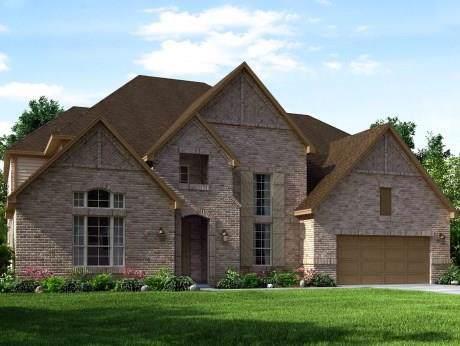 1600 Chisholm Trail, Prosper, TX 75078 (MLS #14237094) :: Caine Premier Properties