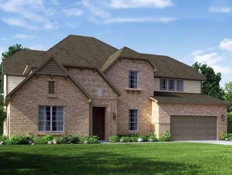 1740 Lonesome Dove Drive, Prosper, TX 75078 (MLS #14237120) :: Caine Premier Properties
