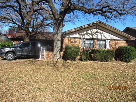 1814 Greenbriar Drive, Euless, TX 76040 (MLS #14237310) :: Lynn Wilson with Keller Williams DFW/Southlake