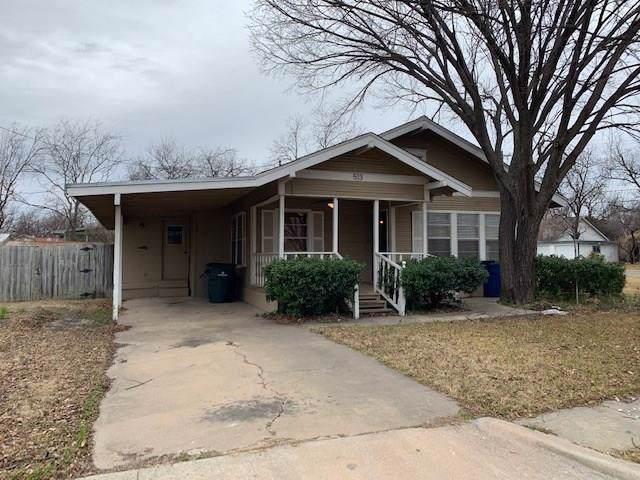 513 N 7th Street, Sanger, TX 76266 (MLS #14239250) :: Trinity Premier Properties