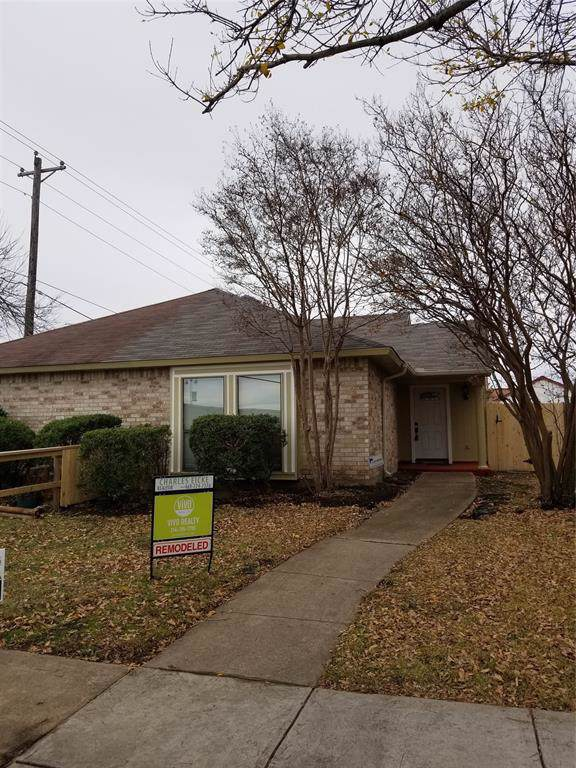 4637 Nervin Street, The Colony, TX 75056 (MLS #14239323) :: The Hornburg Real Estate Group