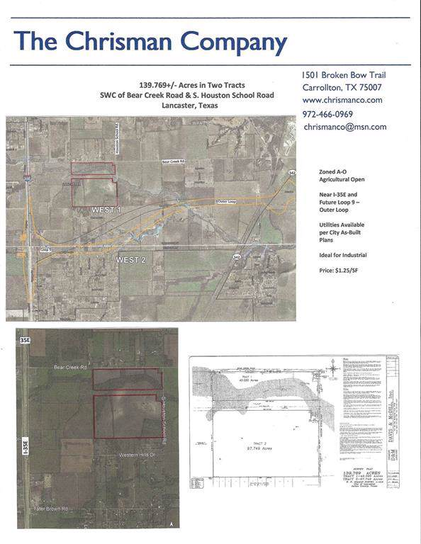 2751 S Houston School Road, Lancaster, TX 75146 (MLS #14240126) :: RE/MAX Town & Country