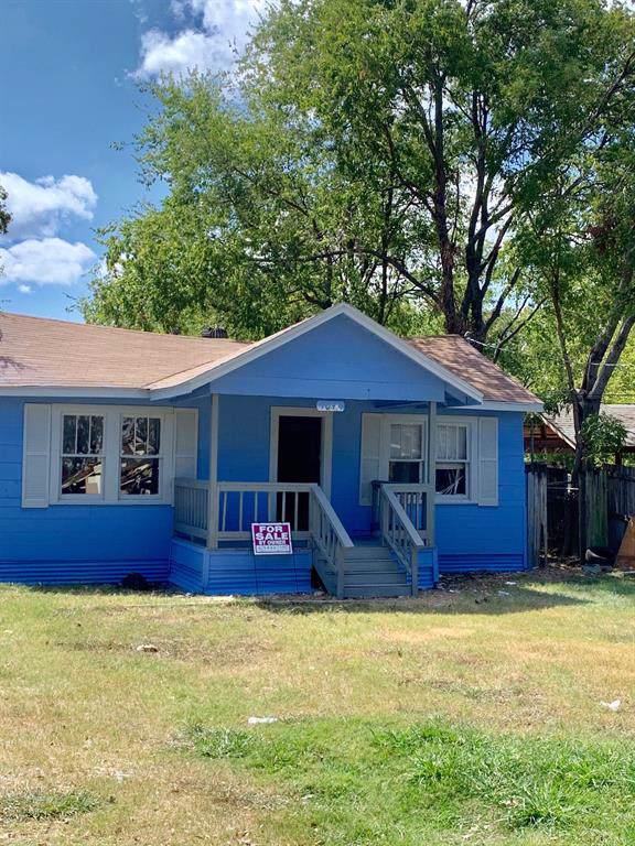 7044 Toland Street, Dallas, TX 75227 (MLS #14240466) :: The Hornburg Real Estate Group