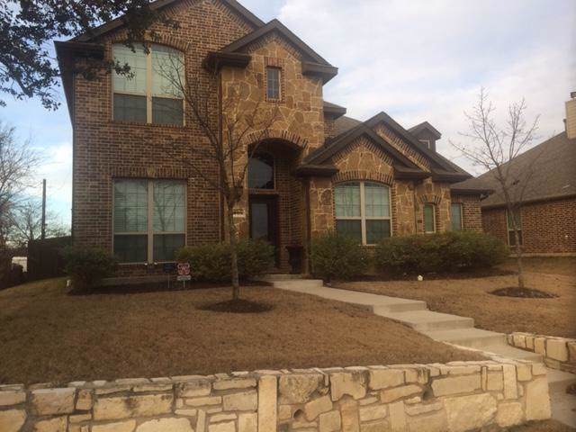 2508 Lakefield Drive, Wylie, TX 75098 (MLS #14240499) :: The Good Home Team