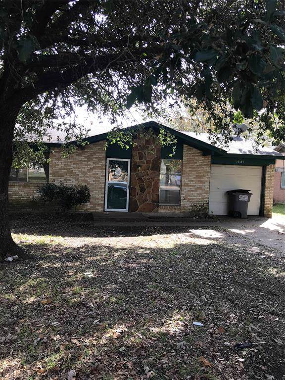 14324 Osage Drive, Balch Springs, TX 75180 (MLS #14240511) :: The Heyl Group at Keller Williams